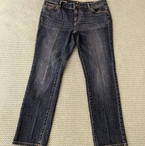 Liz Claiborne Petite Short Jeans 10